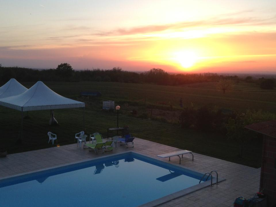 Piscina al tramonto (1)
