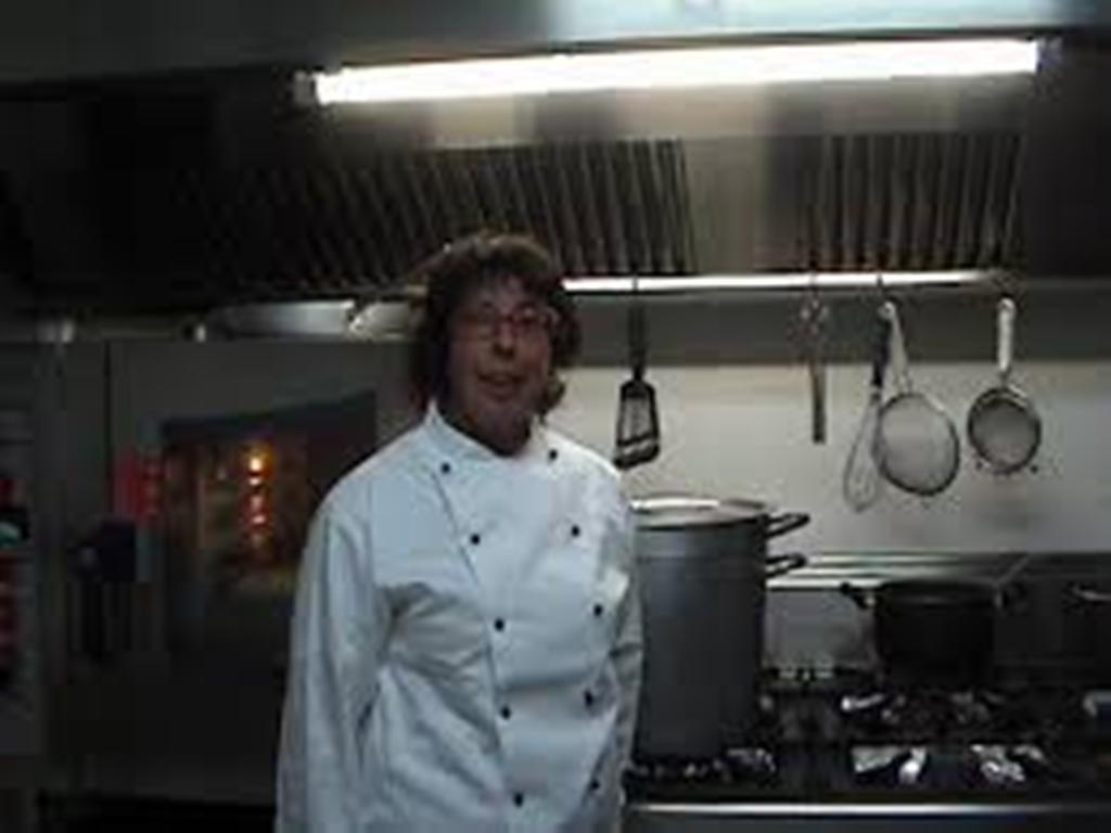 Susanna in cucina